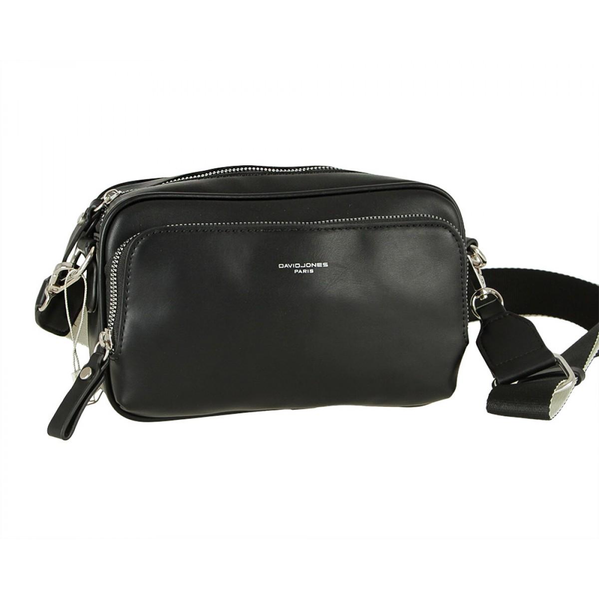 Жіноча сумка David Jones CM5724 BLACK