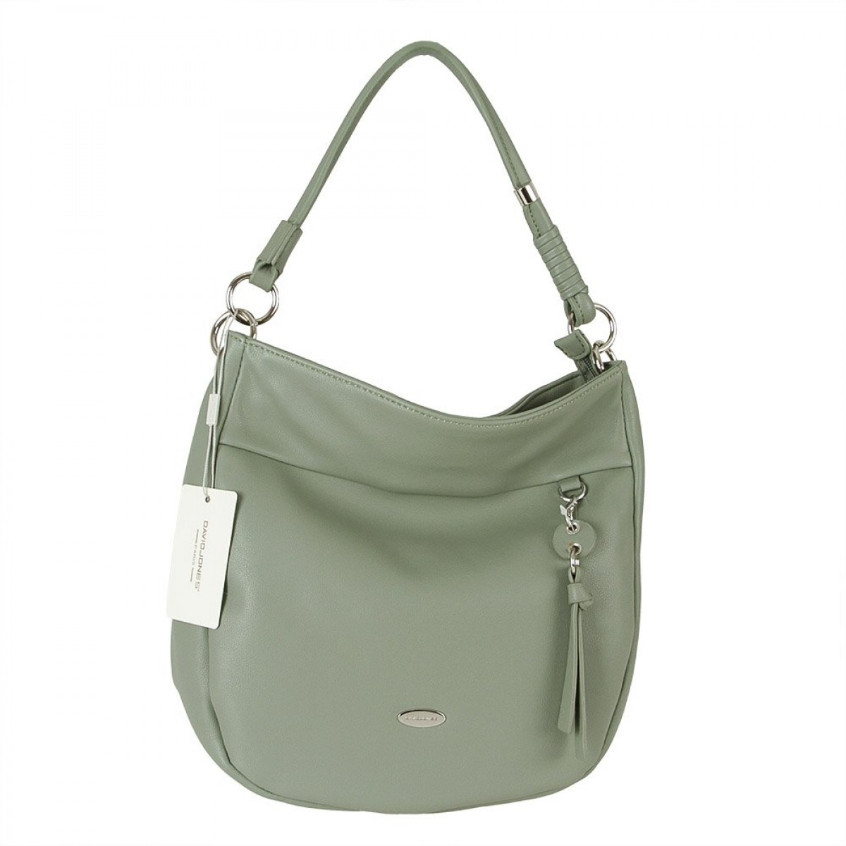 Жіноча сумка David Jones  CM5725 APPLE GREEN