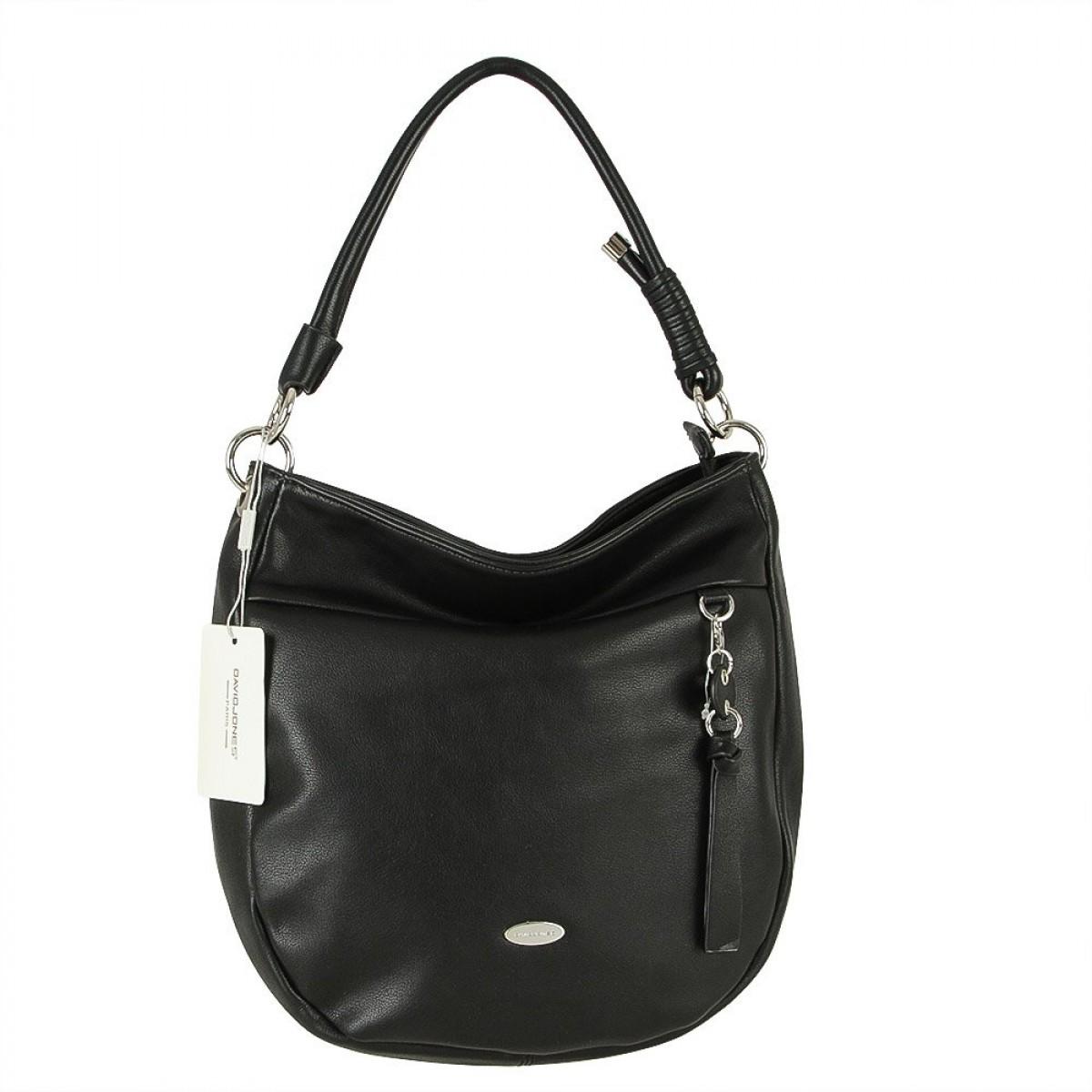 Жіноча сумка David Jones  CM5725 BLACK