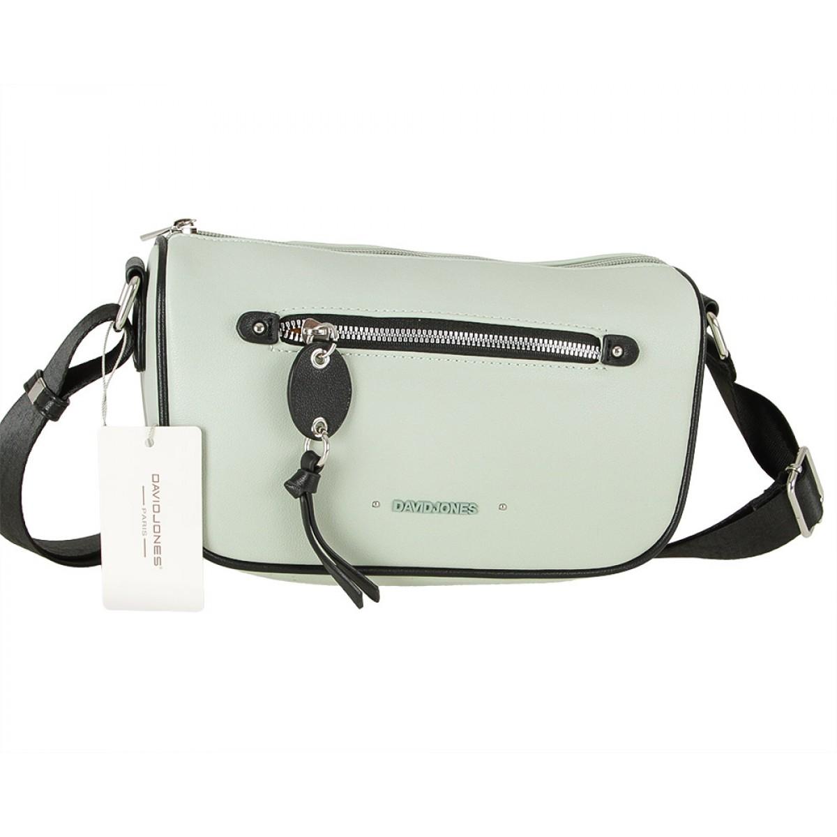 Жіноча сумка David Jones CM5738 PALE GREEN
