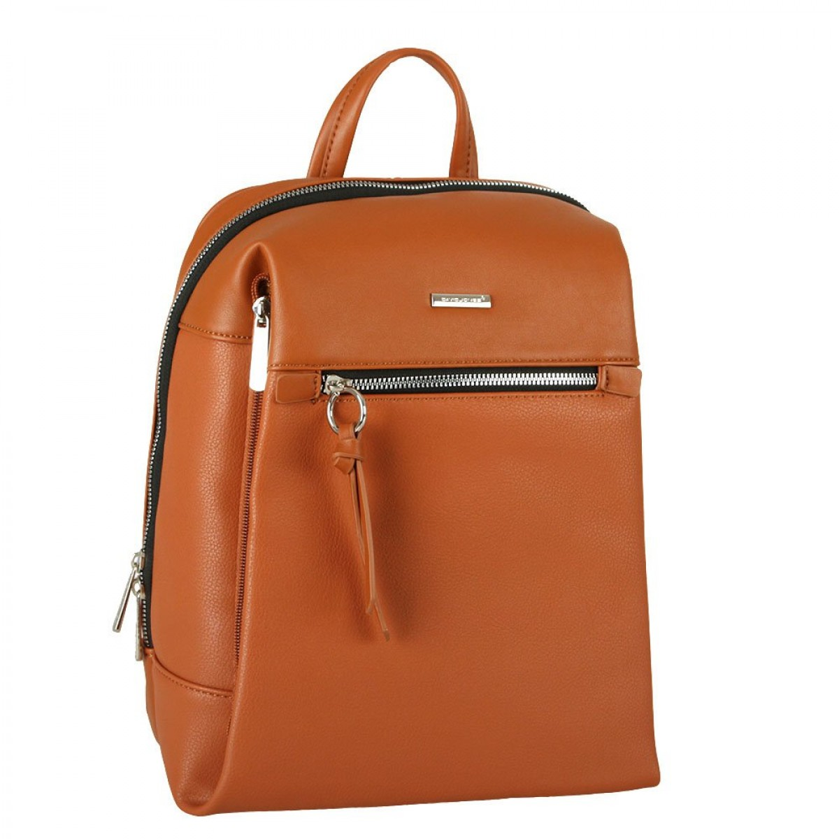 Жіночий рюкзак David Jones CM5748 COGNAC