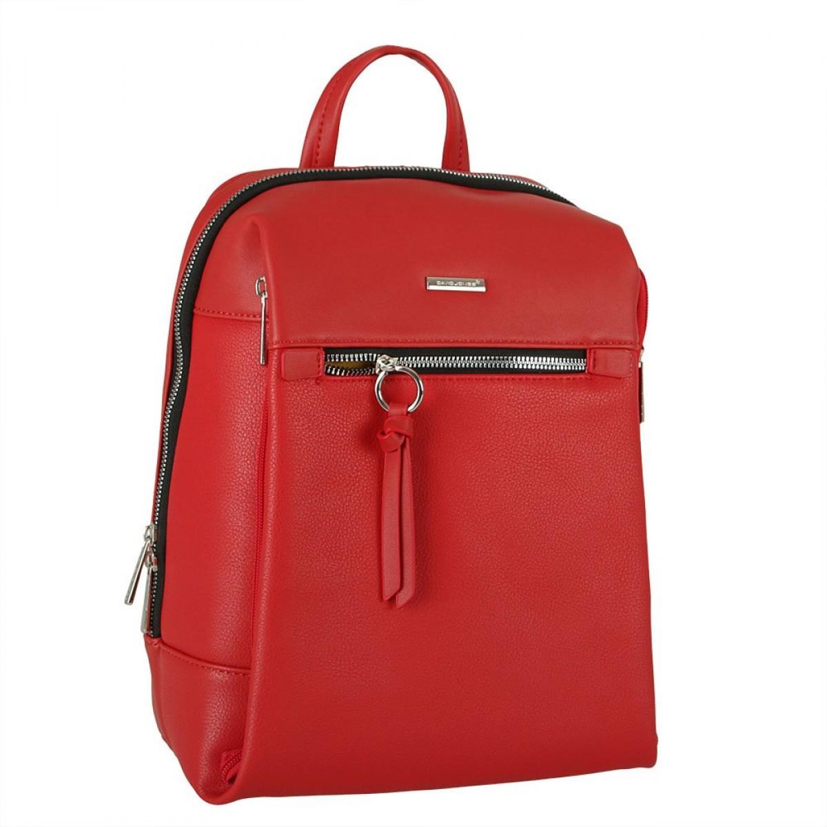 Жіночий рюкзак David Jones CM5748 RED