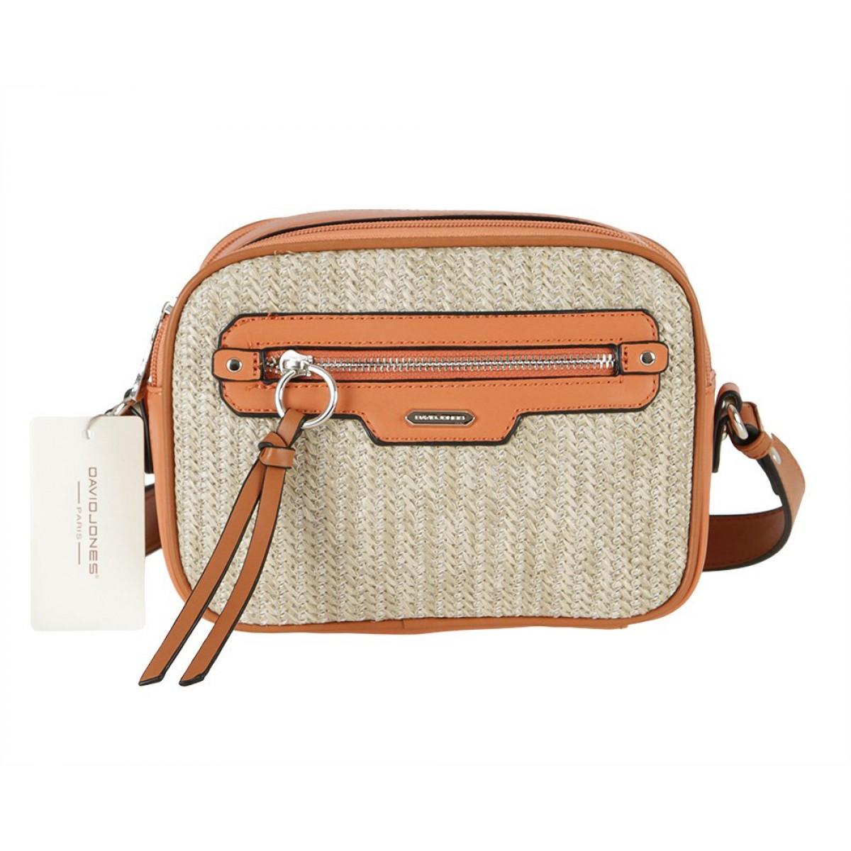 Жіноча сумка David Jones CM5756 CORAL