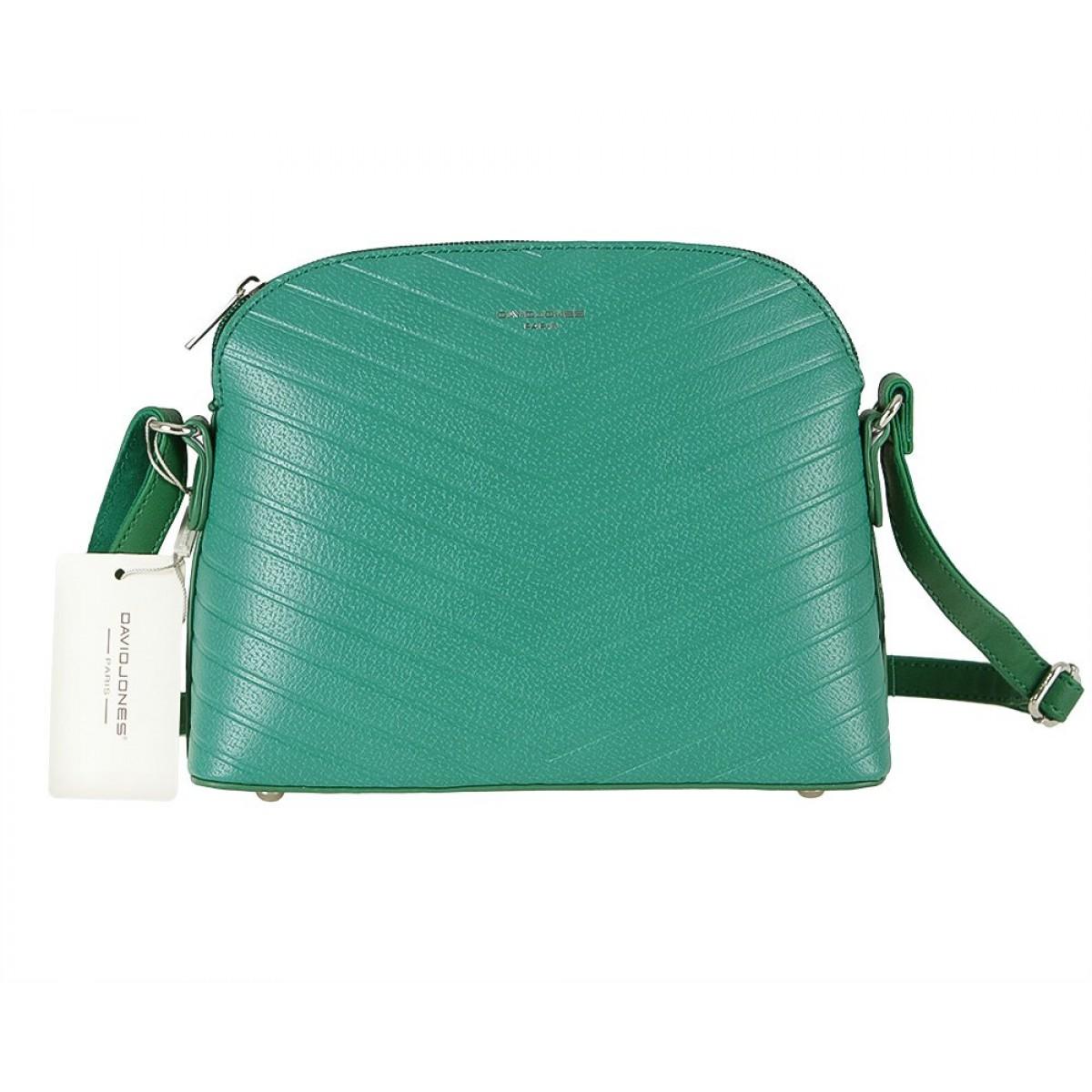 Жіноча сумка David Jones CM5758 GREEN