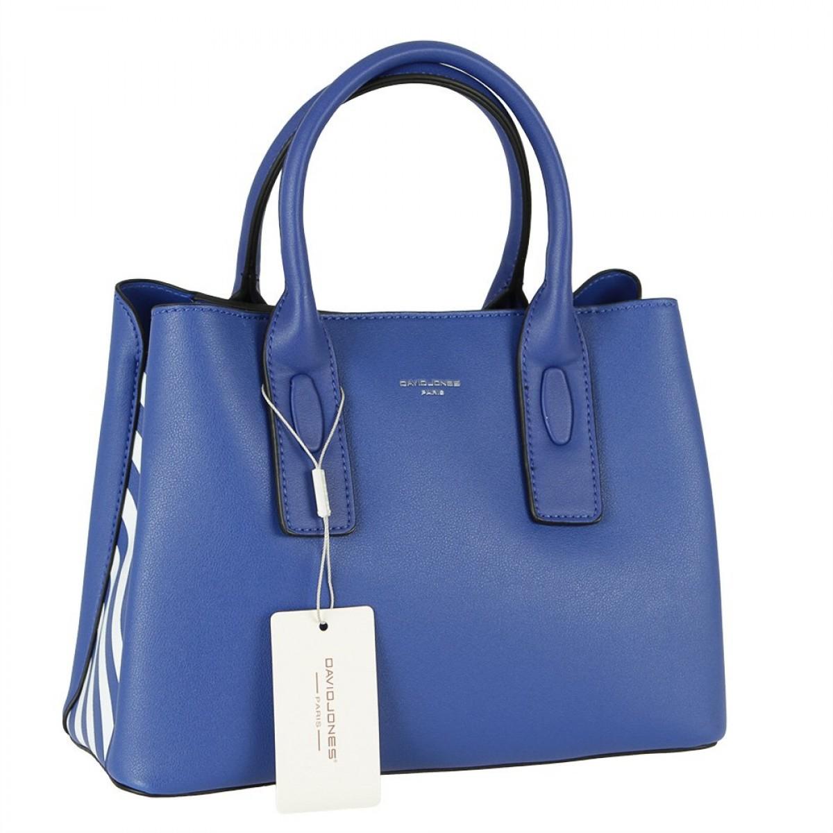 Жіноча сумка David Jones CM5760 BLUE