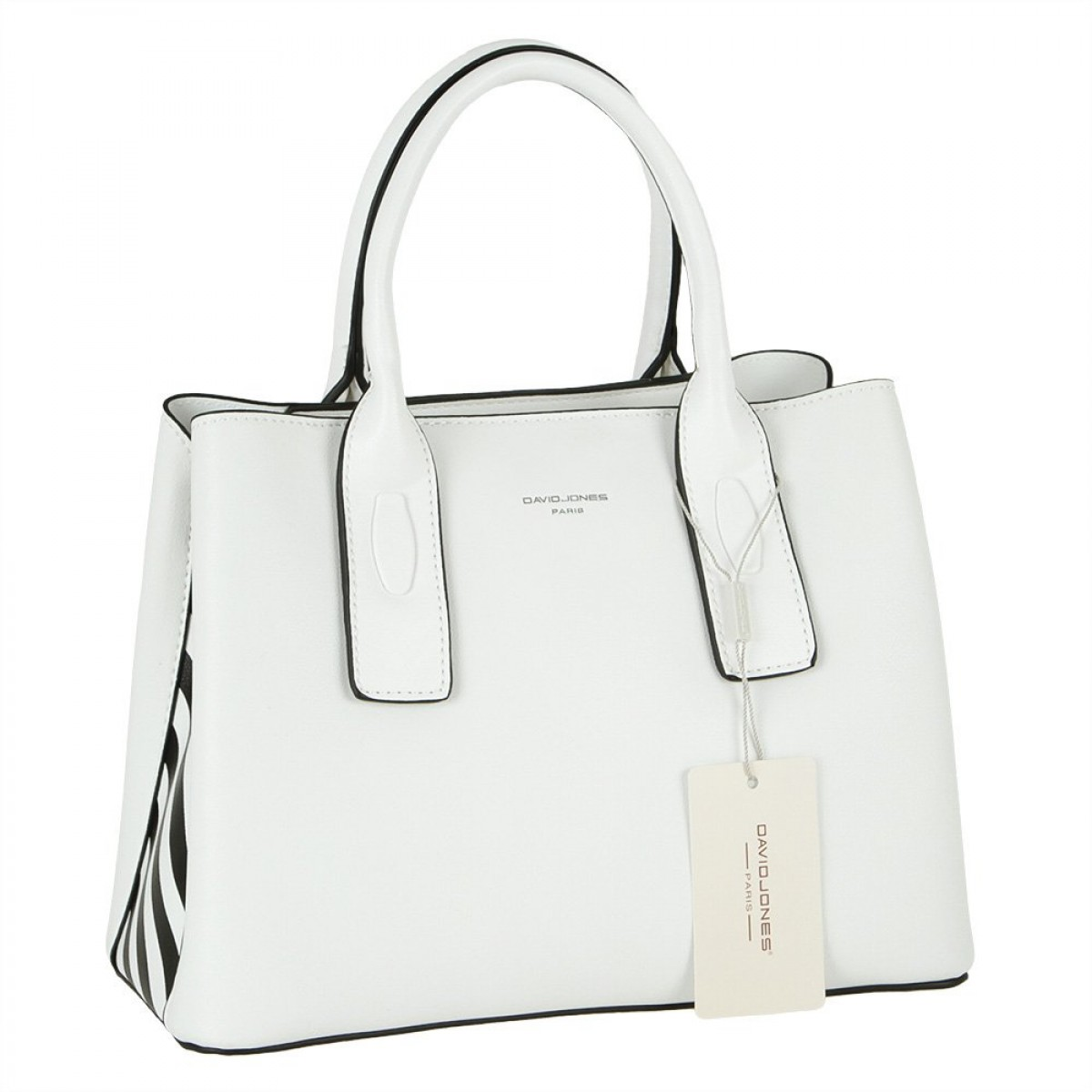 Жіноча сумка David Jones CM5760 WHITE