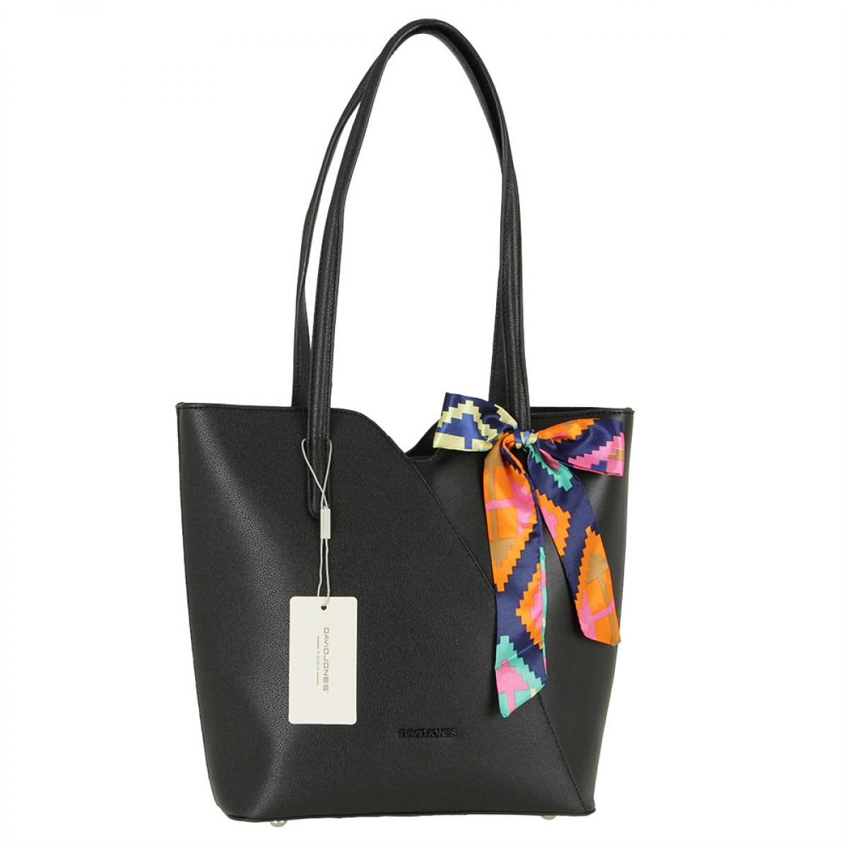Жіноча сумка David Jones CM5761 BLACK
