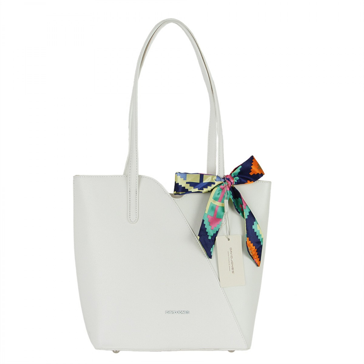 Жіноча сумка David Jones CM5761 WHITE