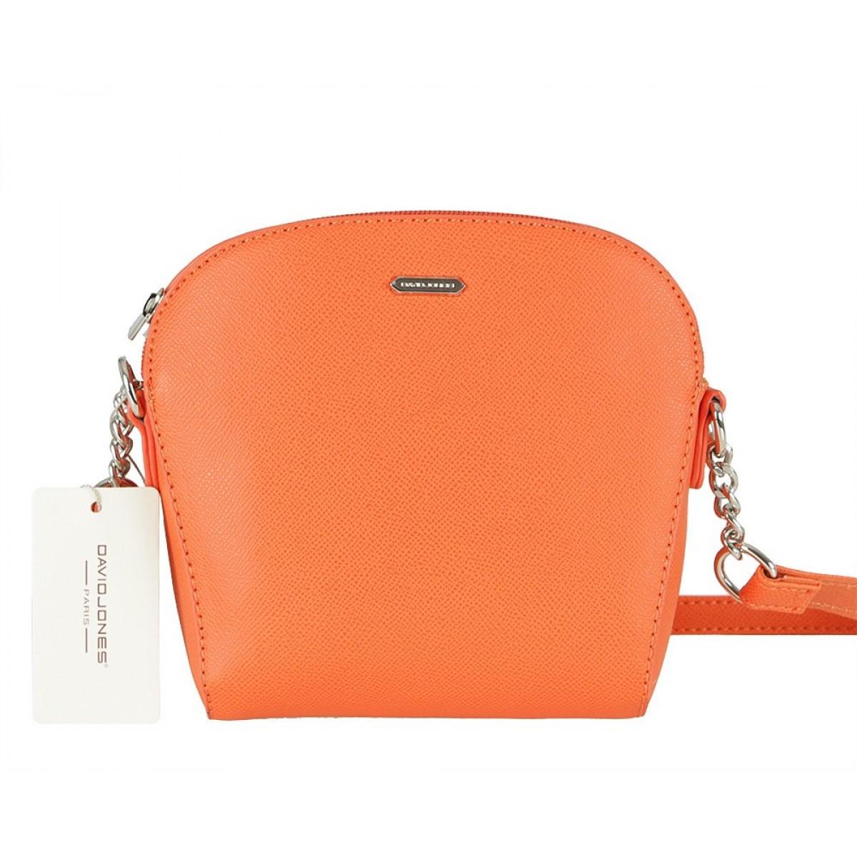 Жіноча сумка David Jones CM5763 ORANGE