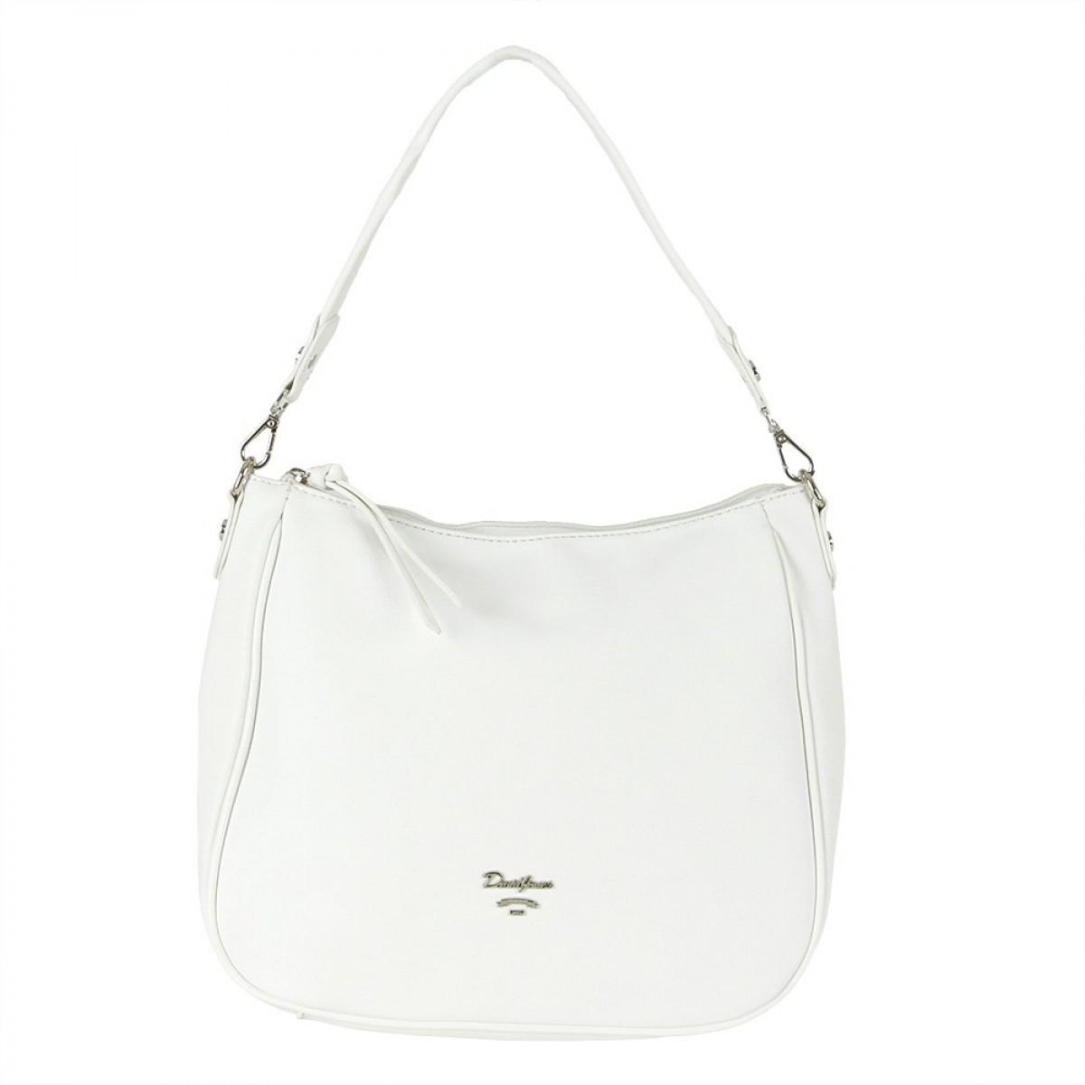 Жіноча сумка David Jones CM5764 WHITE