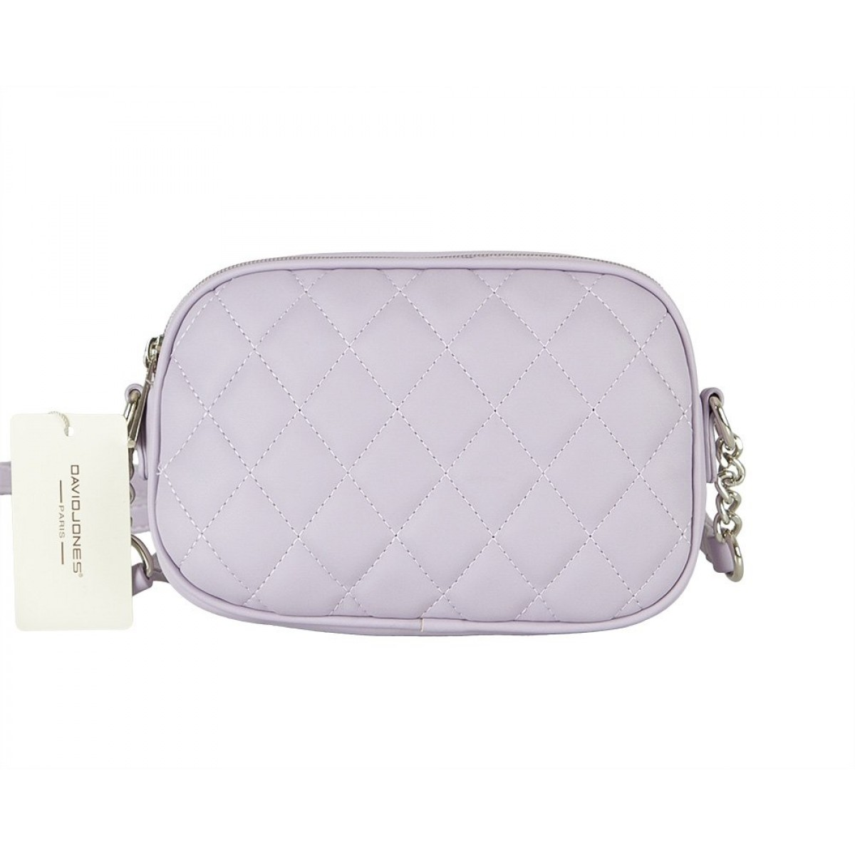 Жіноча сумка David Jones CM5767 PALE PURPLE