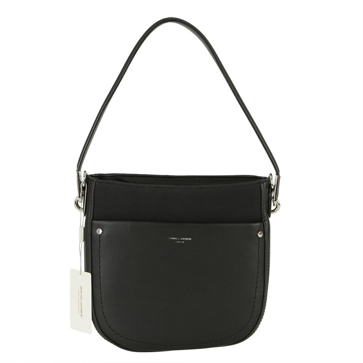 Жіноча сумка David Jones CM5768 BLACK