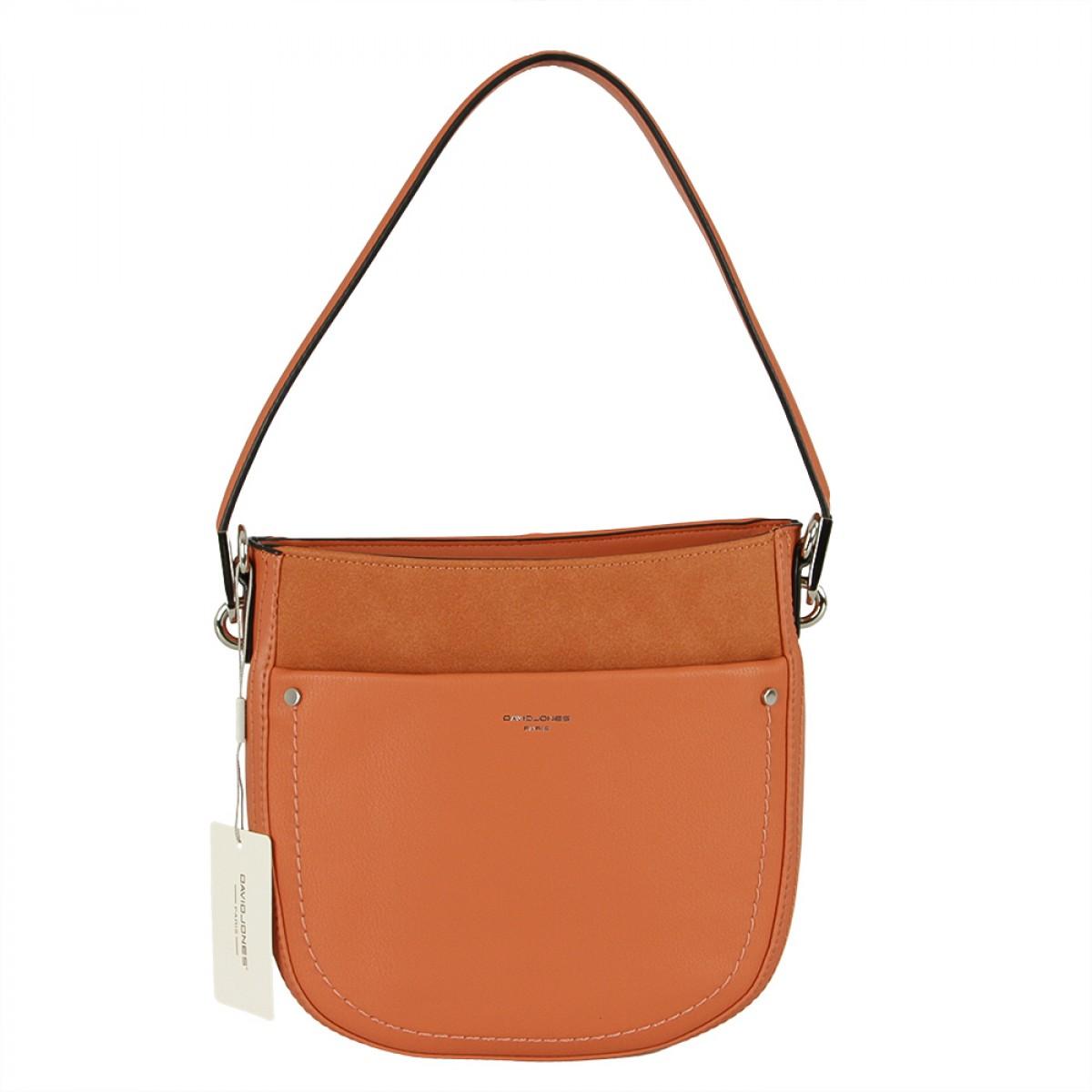 Жіноча сумка David Jones CM5768 CORAL