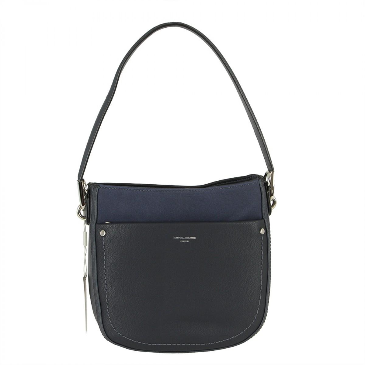 Жіноча сумка David Jones CM5768 D.BLUE