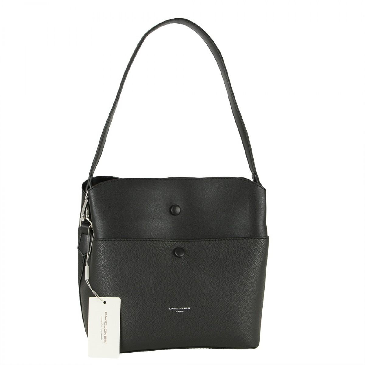 Жіноча сумка David Jones CM5769 BLACK