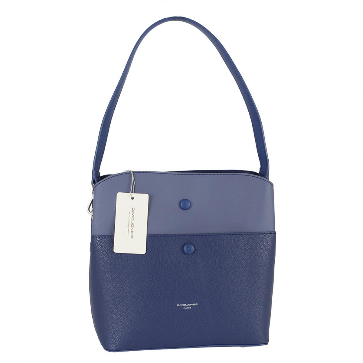 Жіноча сумка David Jones CM5769 BLUE
