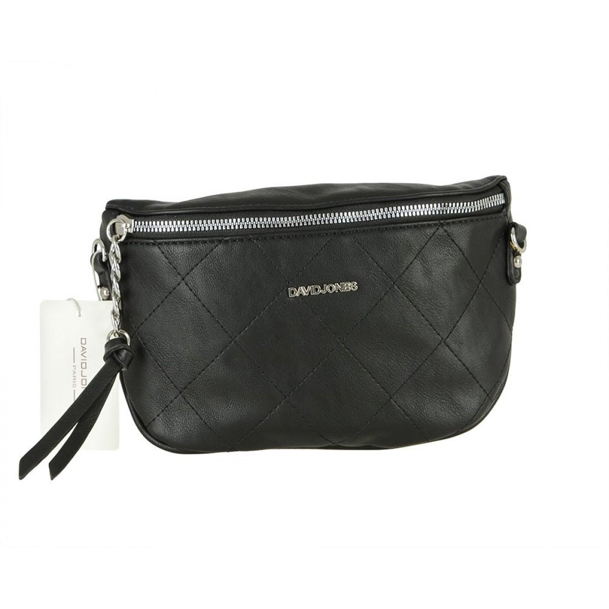 Жіноча сумка David Jones CM5771 BLACK