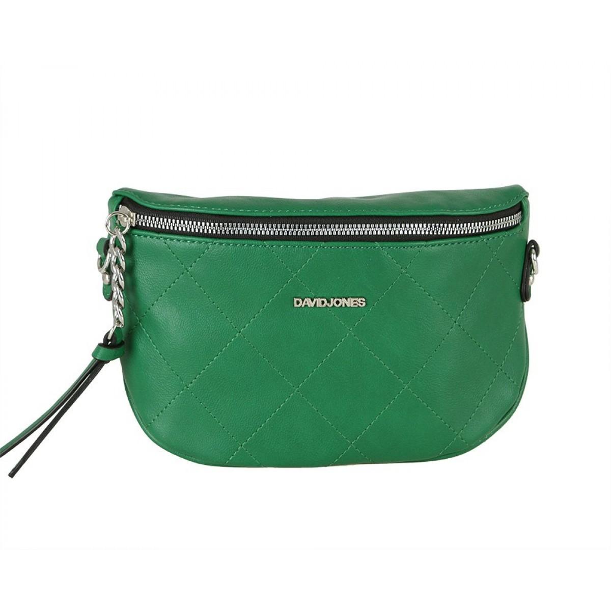 Жіноча сумка David Jones CM5771 GREEN