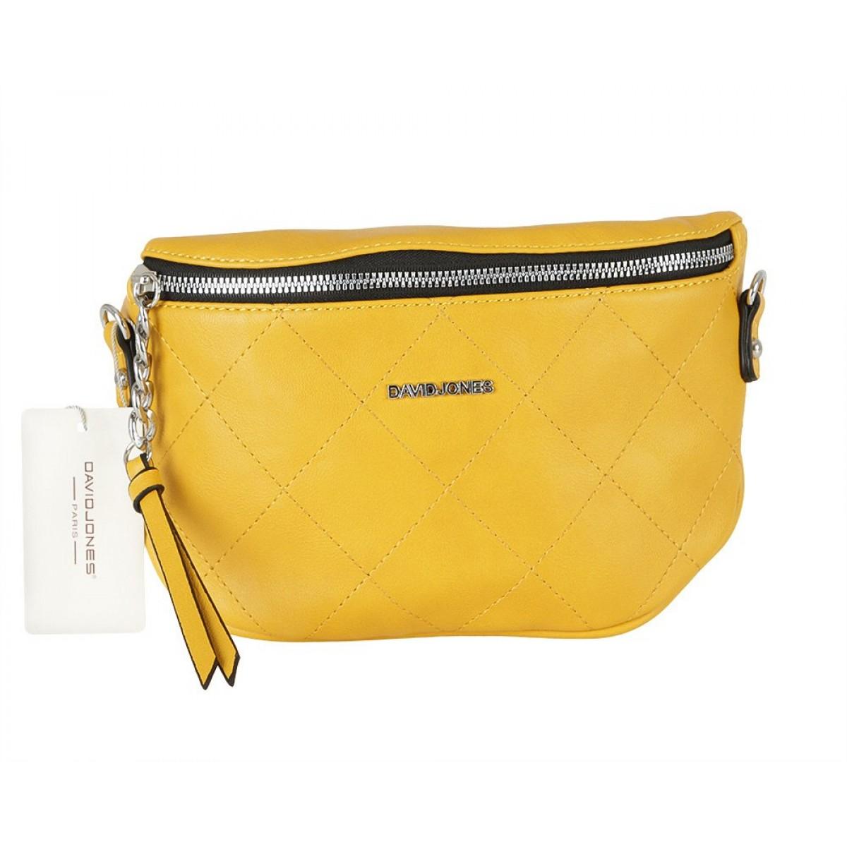 Жіноча сумка David Jones CM5771 YELLOW