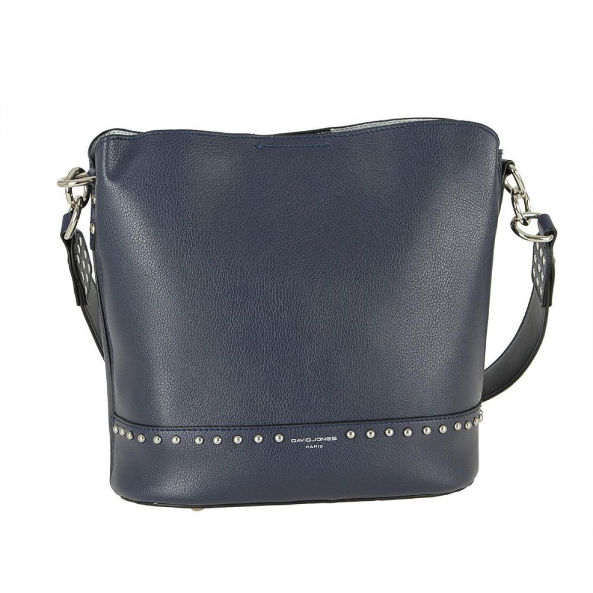 Жіноча сумка David Jones CM5774 D.BLUE