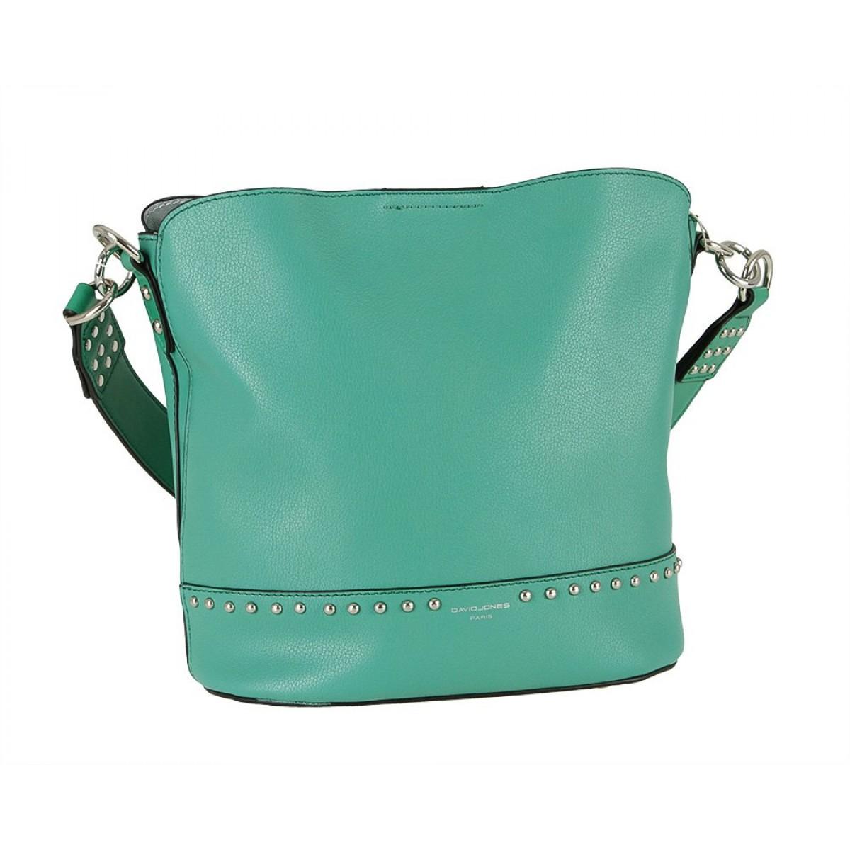 Жіноча сумка David Jones CM5774 GREEN