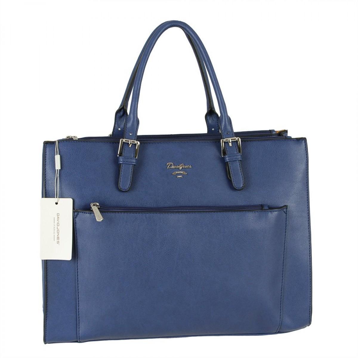 Жіноча сумка David Jones CM5776 BLUE
