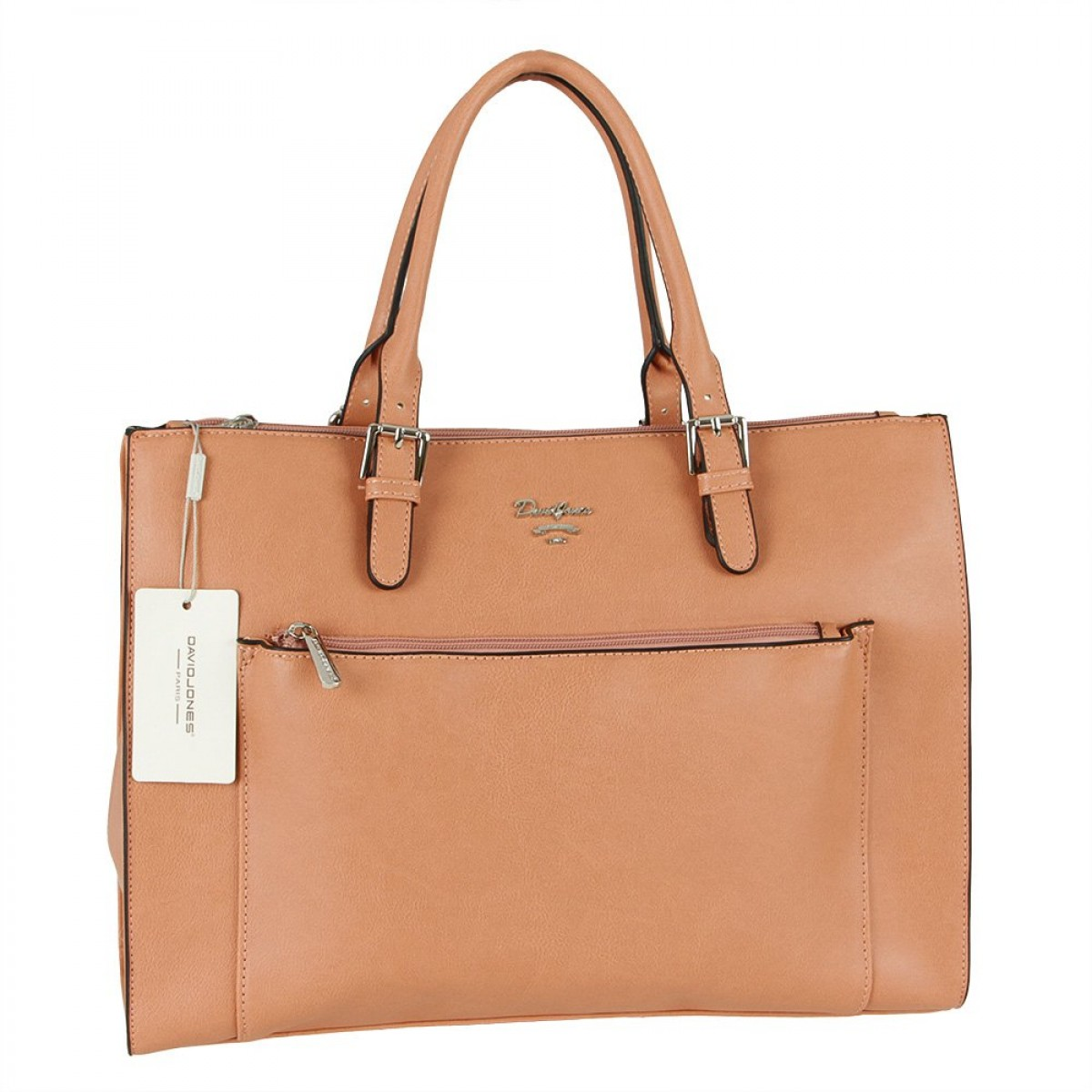 Жіноча сумка David Jones CM5776 CORAL