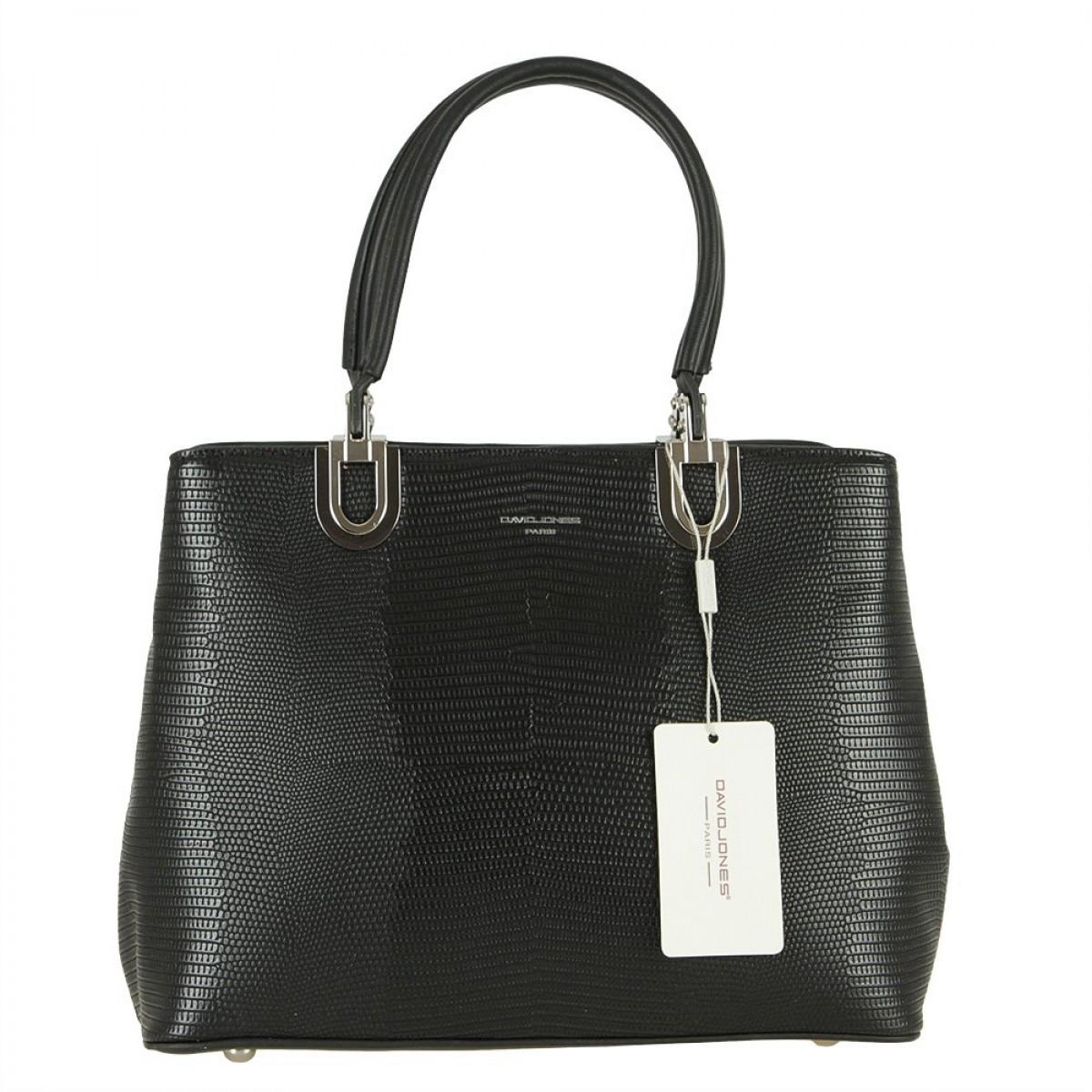 Жіноча сумка David Jones CM5777 BLACK