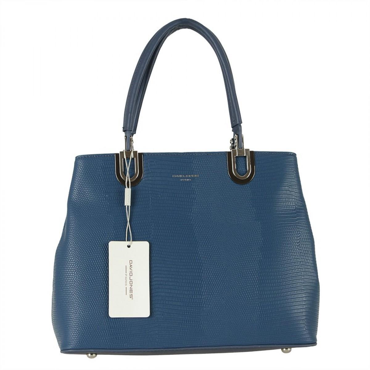 Жіноча сумка David Jones CM5777 BLUE