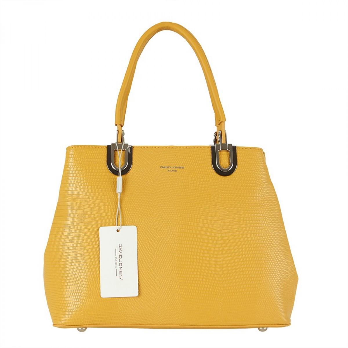 Жіноча сумка David Jones CM5777 YELLOW