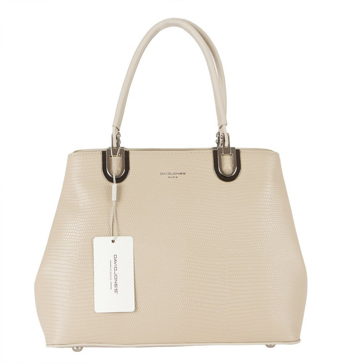Жіноча сумка David Jones CM5777 BEIGE