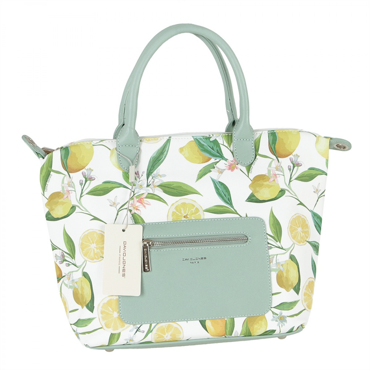 Жіноча сумка David Jones CM5778 PALE GREEN