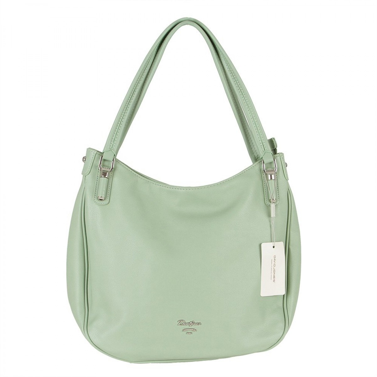 Жіноча сумка David Jones CM5786 LIGHT GREEN
