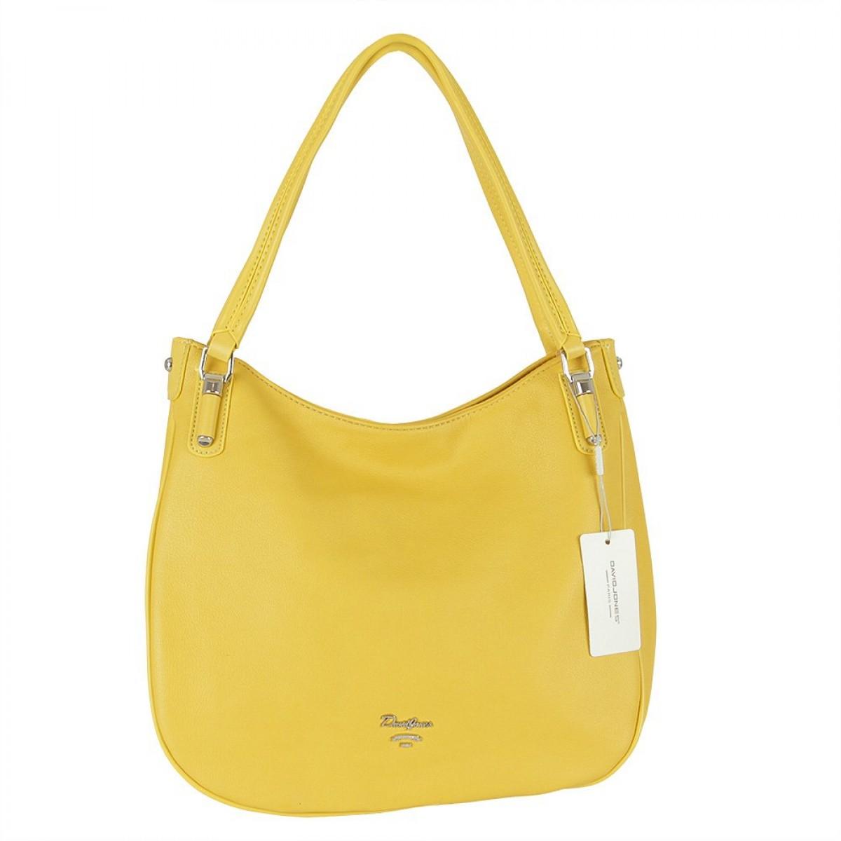 Жіноча сумка David Jones CM5786 YELLOW
