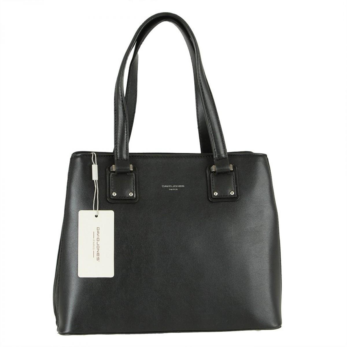 Жіноча сумка David Jones CM5787 BLACK