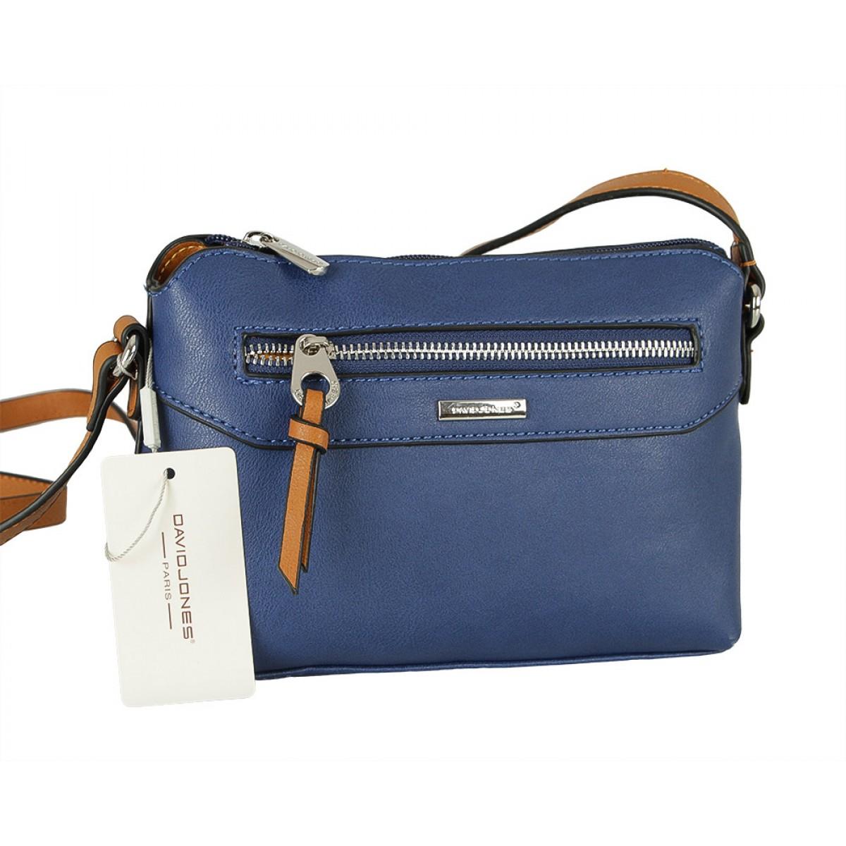 Жіноча сумка David Jones CM5788 BLUE