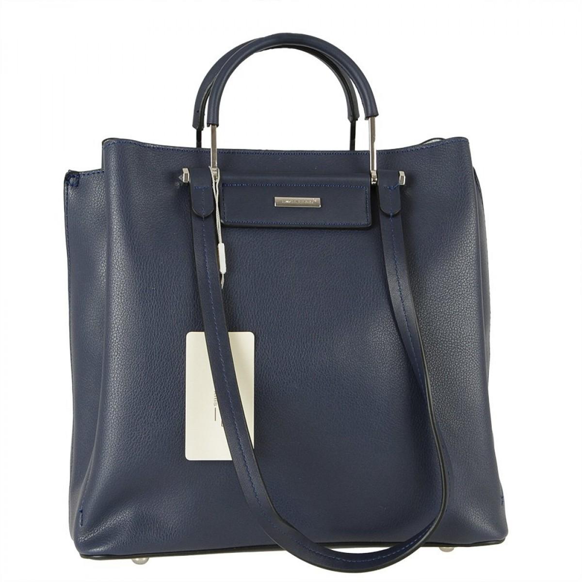 Жіноча сумка David Jones CM5789 D.BLUE