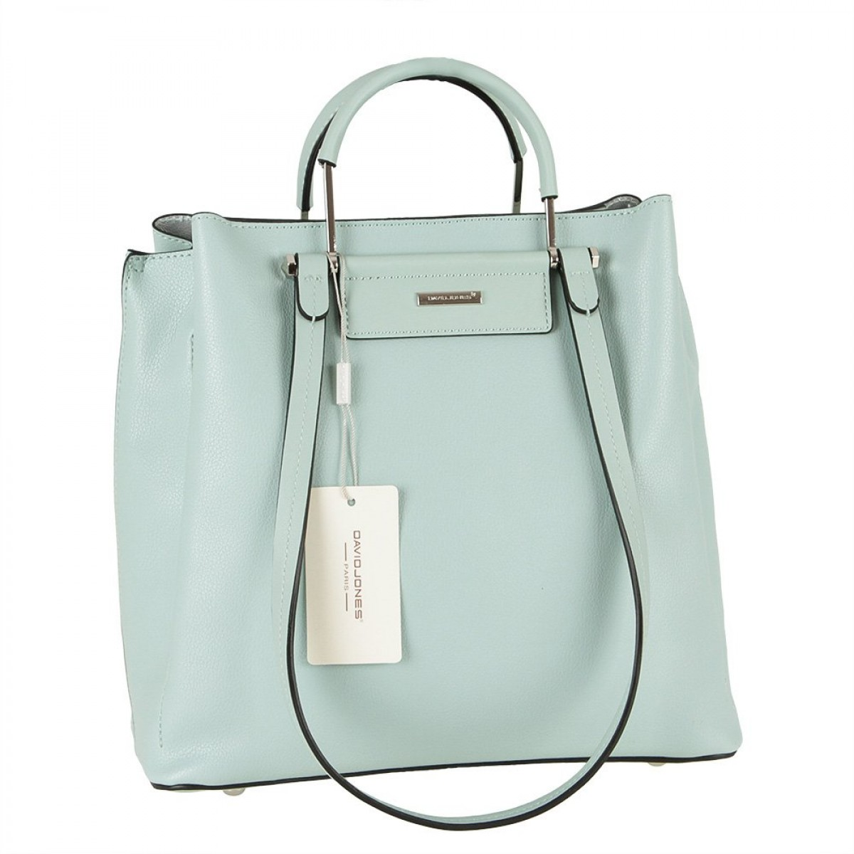 Жіноча сумка David Jones CM5789 PALE GREEN