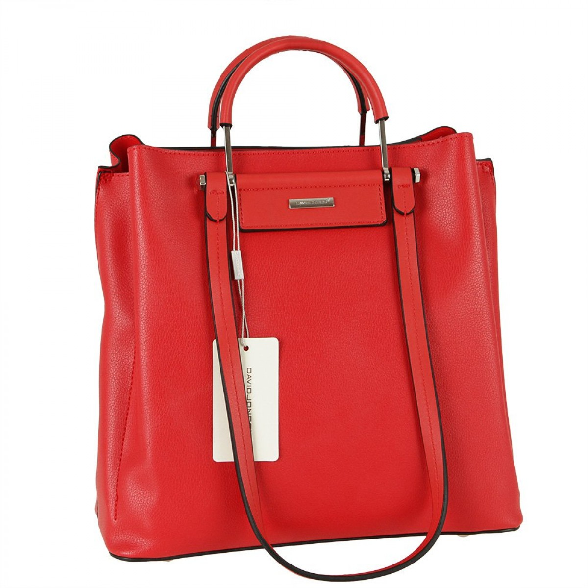 Жіноча сумка David Jones CM5789 RED