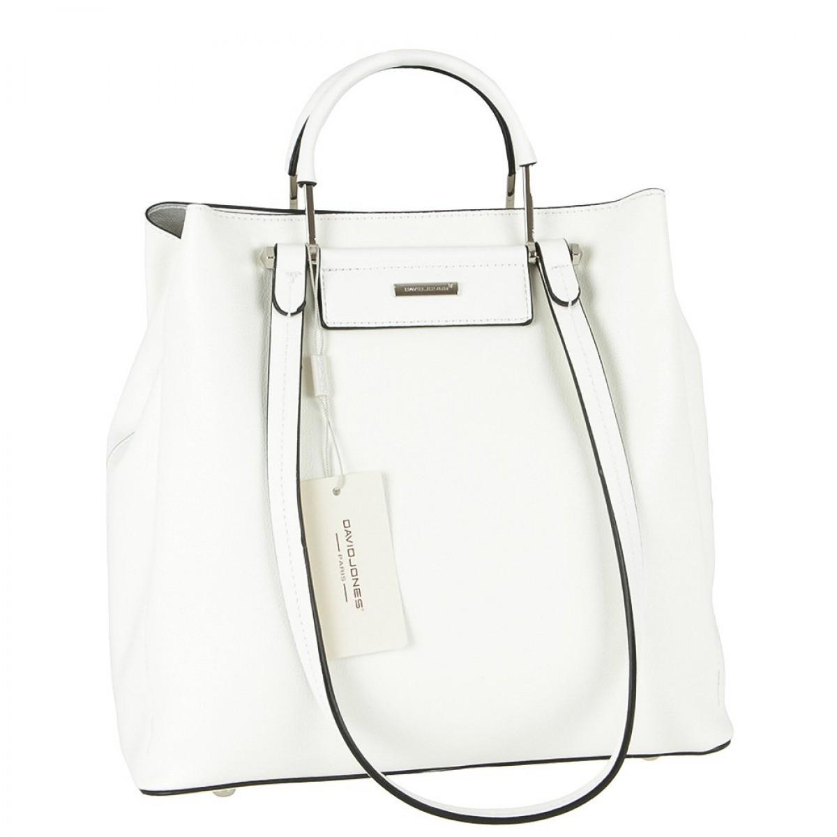 Жіноча сумка David Jones CM5789 WHITE