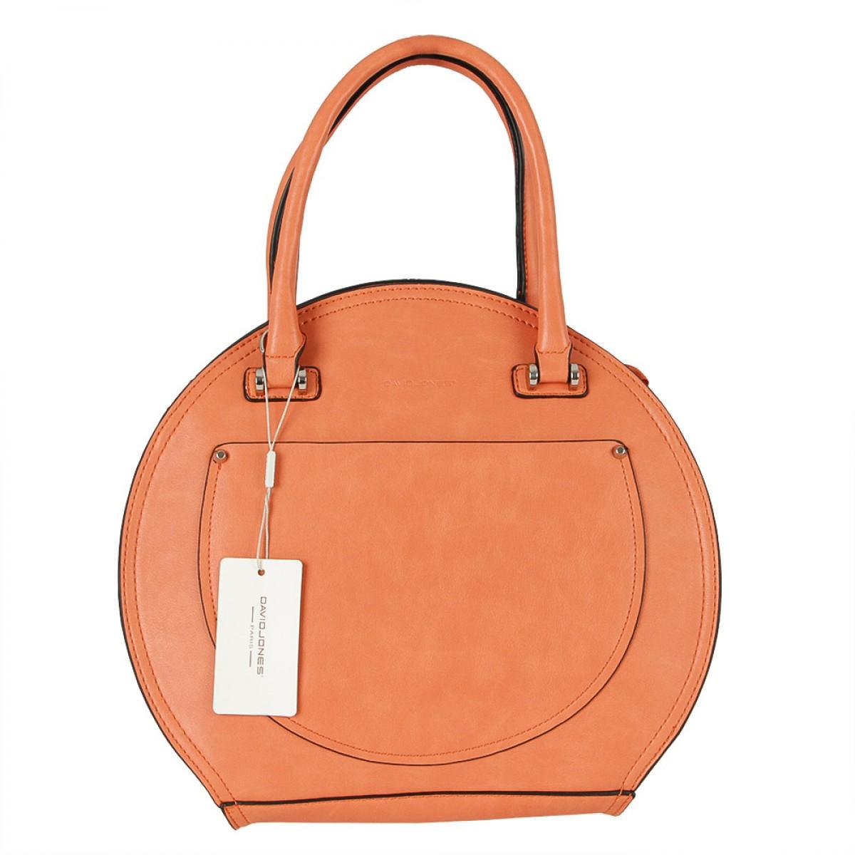 Жіноча сумка David Jones CM5793 CORAL