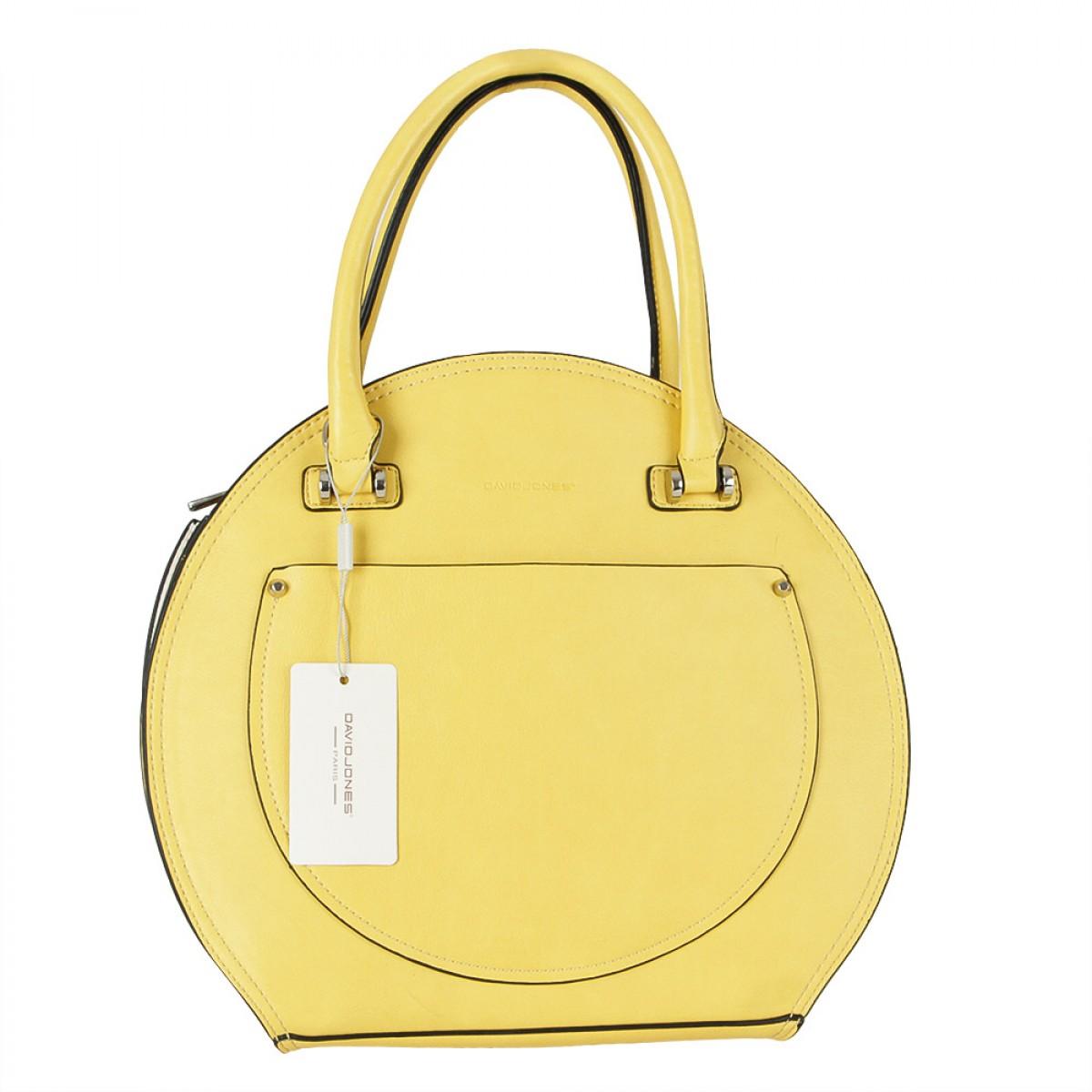 Жіноча сумка David Jones CM5793 YELLOW