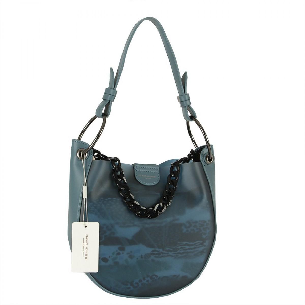 Жіноча сумка David Jones CM5794A BLUE
