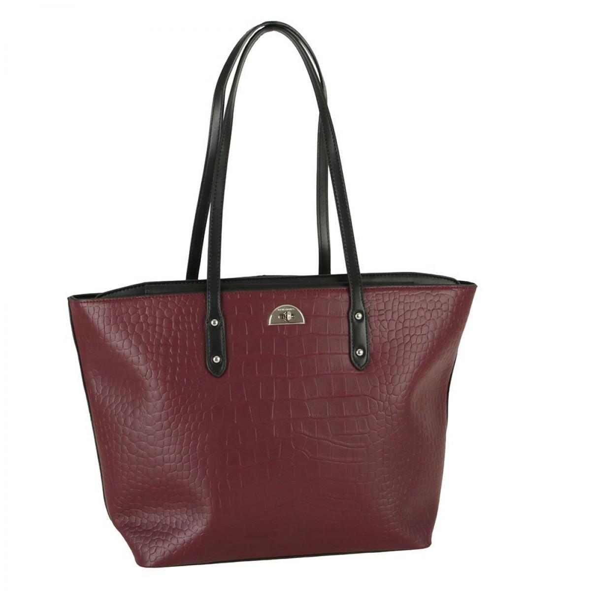Жіноча сумка David Jones CM5812A DARK BORDEAUX