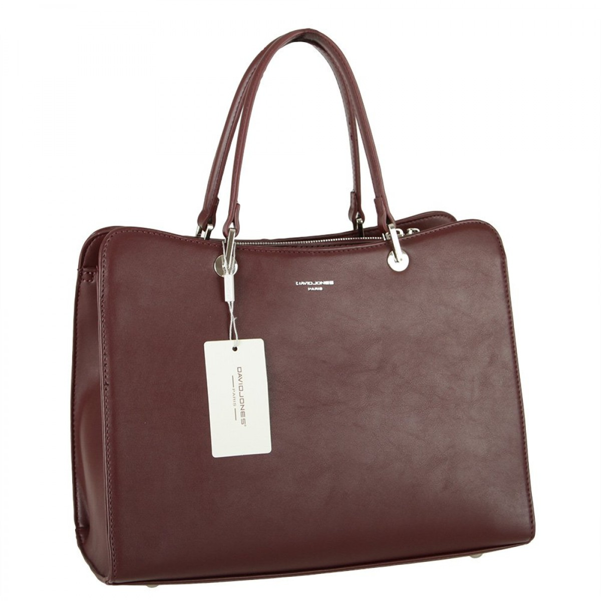 Жіноча сумка David Jones CM5815 DARK BORDEAUX