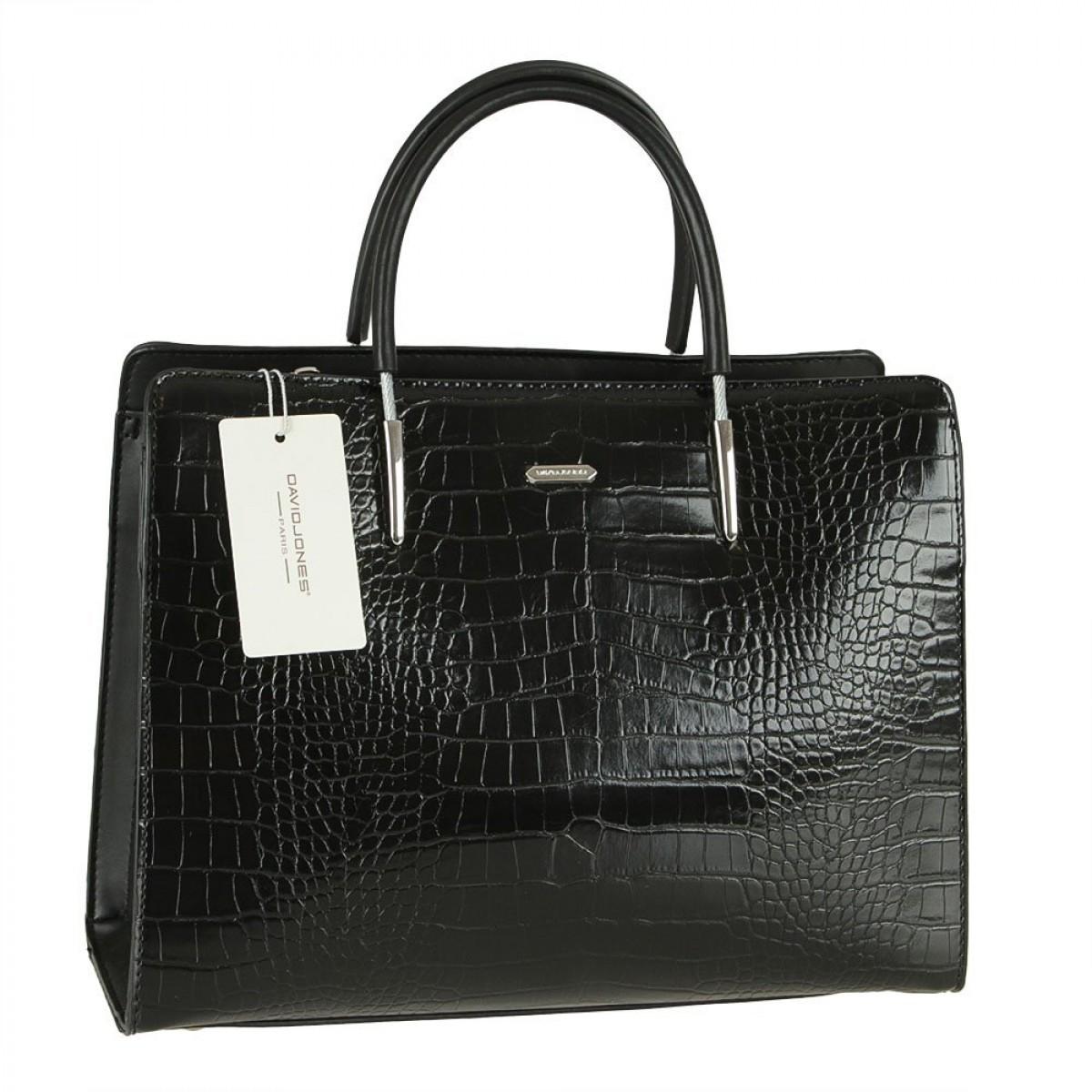 Жіноча сумка David Jones CM5820 BLACK
