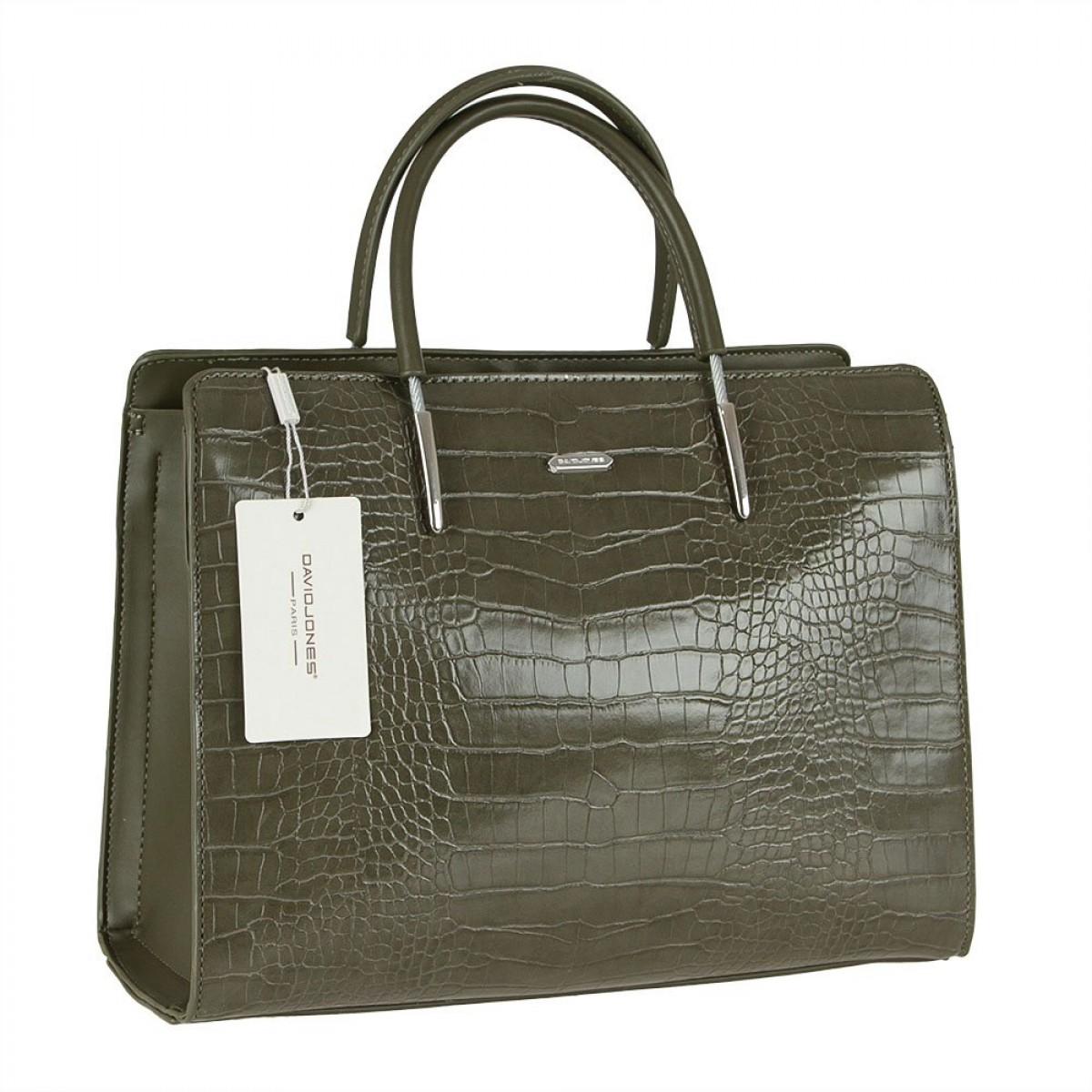 Жіноча сумка David Jones CM5820 VERT