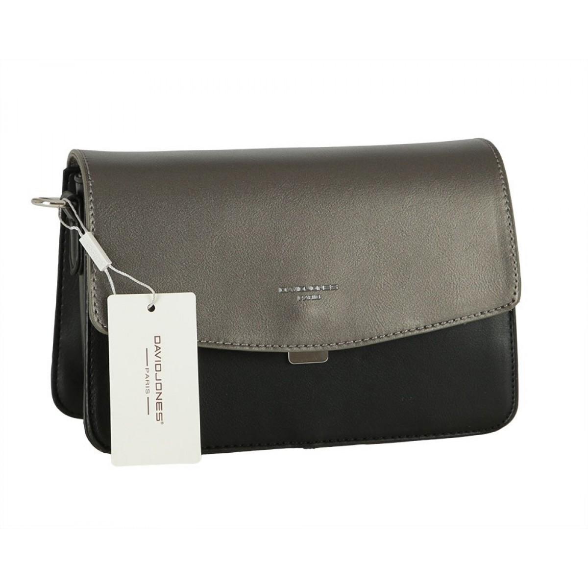Жіноча сумка David Jones CM5825 BLACK