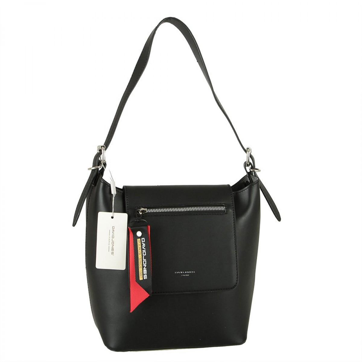 Жіноча сумка David Jones CM5828 BLACK