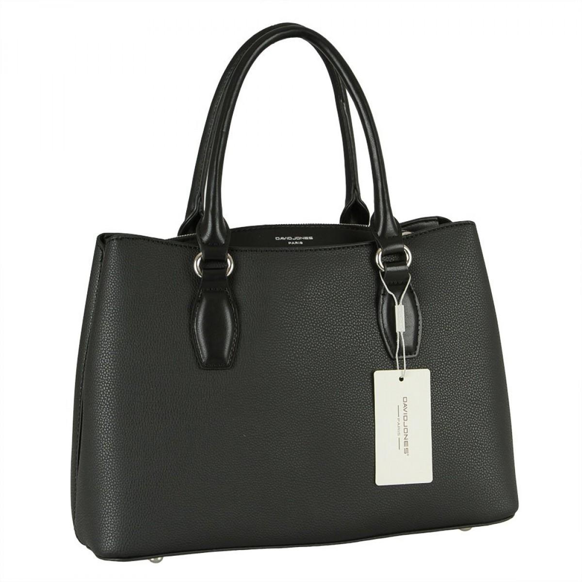 Жіноча сумка David Jones CM5836 BLACK